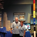 Roger and Bracha Smith at Maker Faire Orlando